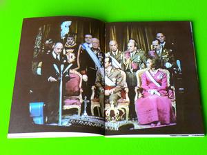 Los primeros días del Rey vistos en TVE.