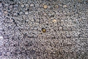 I WAS HERE (Skulls and crossbones, Oppenheim, Germany)