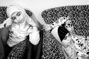 Sisters, Beirut 2007