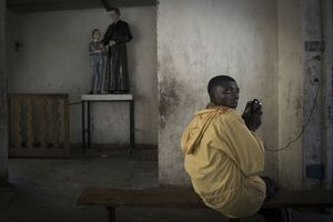 © Delfosse Colin, Belgium, Shortlist, Current Affairs, Professional Competition, Sony World Photography Awards 2013