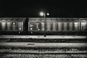 still life with trains © Christos Tolis