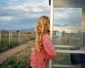 Bailey Karen, Hotchkiss, Colorado, 2014. Chromogenic Print © Trent Davis. Exhibitor: Robert Koch Gallery