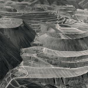 Black Maps (Bingham, Utah 5), 1985