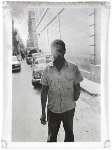 Cuba 8, 127 x 95 cm, Silver Print, 2005 © Jeff Cowen