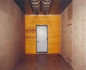 Temporary Discomfort V, G8 Summit,  Antilogo No. 7, Evian/Geneva 2003, C-print 80/100cm Ed.7 © Jules Spinatsch
