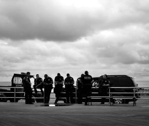 NYPD, Coney Island
