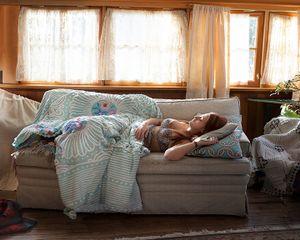 Alexa Sleeping from Dialogue