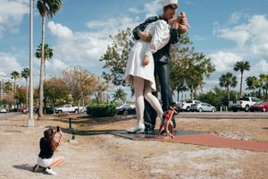 Unconditional Surrender. Sarasota, Florida.