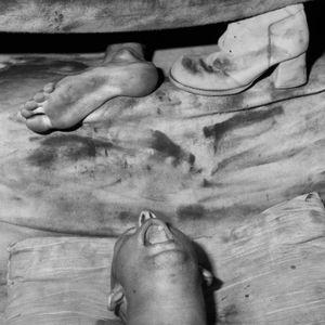 Exhaustion, 2006 © Roger Ballen