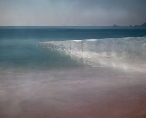 My Sea 009, 2000, 90x110cm, Archival Pigment Print