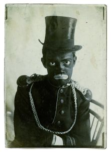 BlackFace, 39. Courtesy of Jean-Marie Donat.