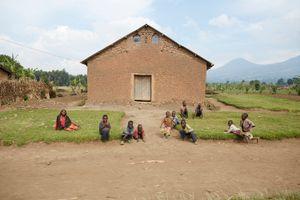 Nyagimbibi Village, Rwanda #285
