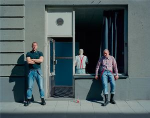 """Skinheads"" © Johan Willner"