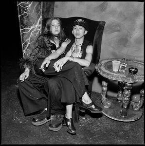 Melissa and Bart, Venus de Milo Night Club, Boston 1993