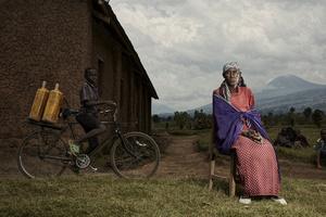 """Evidence of Resilience"" #4 Nyagimbibi Village, Rwanda"