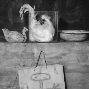 Dinner, 2006 © Roger Ballen