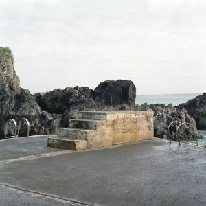 Diving Platform, Newtown Cove, Co. Waterford, 2012