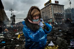 Behind Kiev's barricades_31
