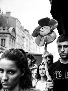 Paris, rue Saint-Antoine