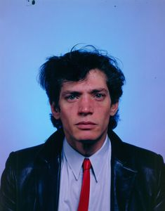 Robert Mapplethorpe. © Neil Winokur. Courtesy Janet Borden Gallery
