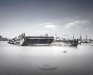 Salamis shipwrecks #3