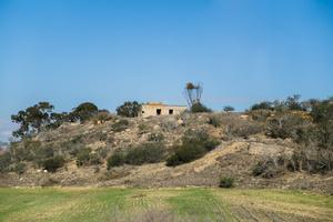 Turkish-Cypriot watchtower