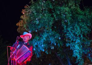 Northern music group, Los Cadetes de Linares. Ixtapa.