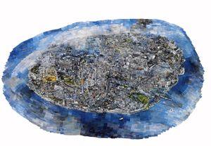 i-Land © Sohei Nishino/Courtesy of Michael Hoppen Contemporary