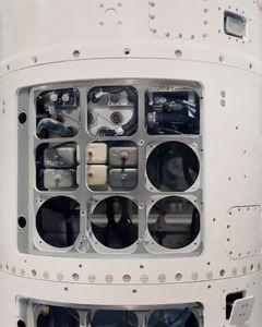 Minuteman II ICBM Internals (Side) - USA