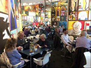 Museum Cafe, Kemper Museum of Contemporary Art, Kansas City