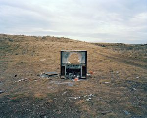 Discarded Television, Jefferson County