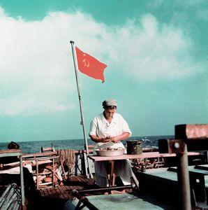 A Flag, 1956