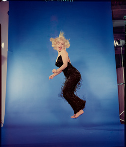 Marilyn Monroe, 1959. Musée de l'Elysée © 2015, Philippe Halsman Archive / Magnum Photos