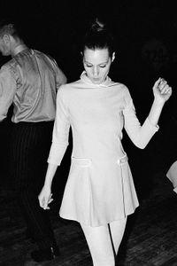 Dance floor London. NYE.