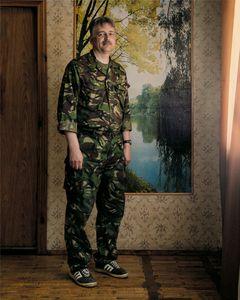 Lieutenant Colonel Yuri Smirnov Engineer/Fuel Specialist