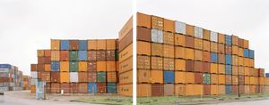 Containers, from the series Cycles © Simon Carruthers