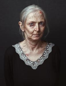 Daniela, portrait of my mother