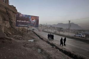 Karte Naw, Kabul | 2012 © Sandra Calligaro