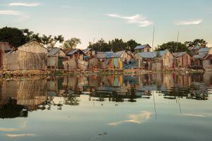 Korail dwellings