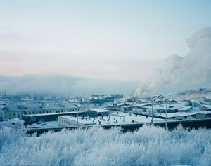 Untitled 19, Murmansk, Russia, January 2005