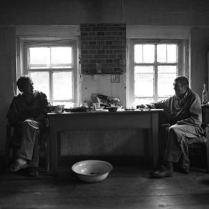 The locals. Dalniy Yar. Tomsk region. Russia. 2009.