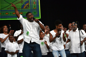 Watson Memorial Teaching Ministries Choir JazzFest 2016