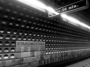 Subway praha