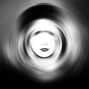 Black square , white noise