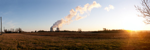 Belleville Nuclear Power Plant, France 2012
