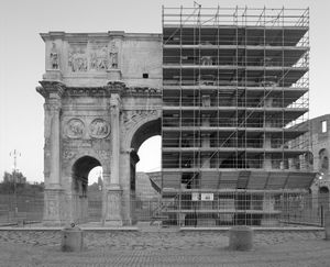 Arch of Constantine (AD 312-315)