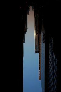 BUILDINGS MADE OF SKY II (detail), 2009 © Peter Wegner