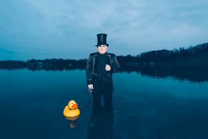 Hieronymus - Going For A Walk With The Duck