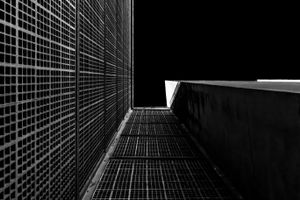 concretist cityscape #9
