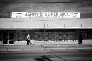 """Jerry's Super Mkt"", Dallas, Texas, 2013"
